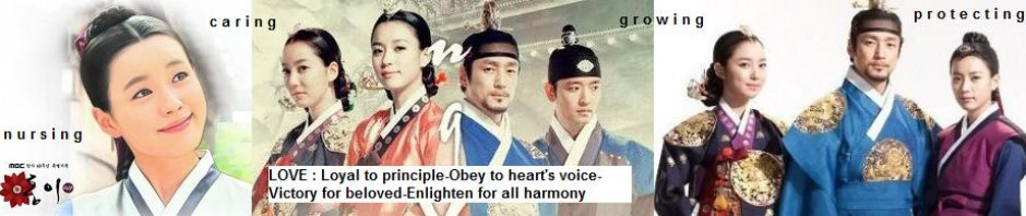Stream Dong Yi Korean Drama Quotes in english with ...